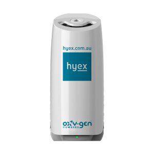 hyex oxygen viva dispenser white