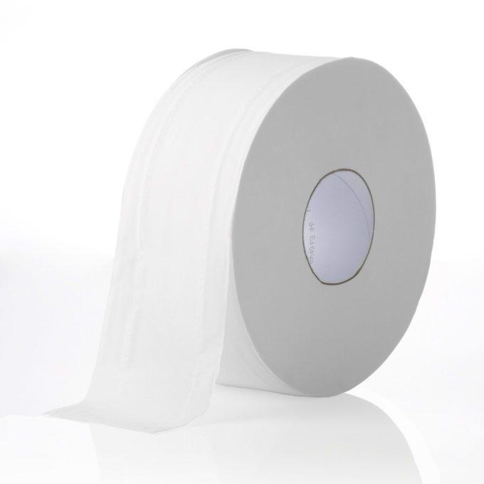 Livi Essentials bathroom jumbo Toilet Paper 1ply 600m 1101