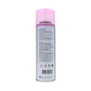 Extra Disinfectant Surface Sanitiser Spray 75 Alcohol Lavender 250 mL back