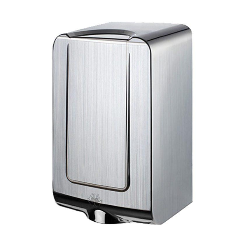 MiniMAX high-speed hand dryer chrome ABS HX HD 285 SS angle