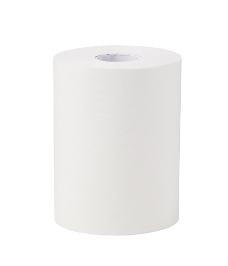 Livi Everyday Hand Roll Towel, 1 Ply 80 m, 16 Rolls 7202