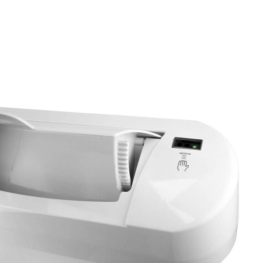 Automatic Sanitary Bin 15L white sensor 72006W CD 7002A